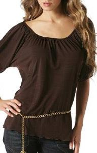 Цепочки на тело - талию или плечи - и пояса-цепочки - какие бывают и как их носить?